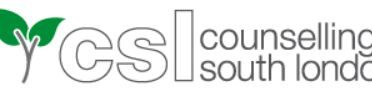 Counselling South London